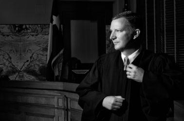 Justice Jeff Brown